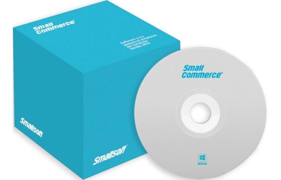 Small Commerce 2018 Nf-e 4.0 Nfc-e Paf Controle De Estoque