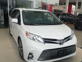Toyota Sienna Xle Tela, Xle Piel Limited 2019