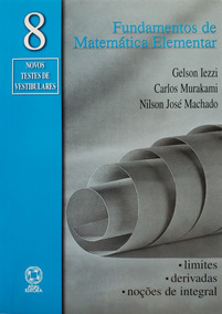 Fundamentos De Matemática Elementar Vol. 8 Novo 6ª Edição