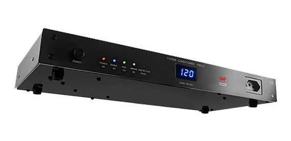 Condicionador De Energia Aat Pwc-2 110 Ou 220 Volts Display