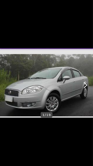 Fiat Linea 1.8 16v Sublime Flex Dualogic 4p 2013