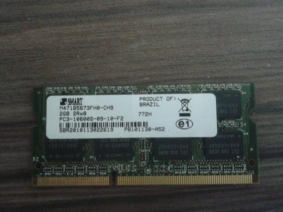 Pente Ddr3 2gigabyte 1600mhz