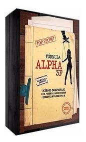 Fórmula Alpha 3f, Como Conquistar Mulheres