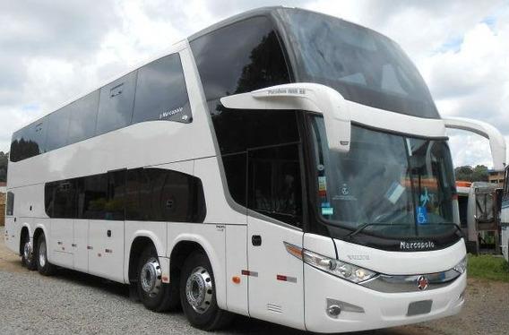 Dd Marcopolo Paradiso 1800 G7 Volvo: B450 8x2 2013 - 2013
