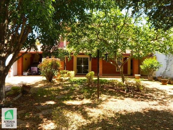 Aluguel Sobrado 4 Suites, Área De Lazer Com Jardim 3 Vagas De Garagem - 5048