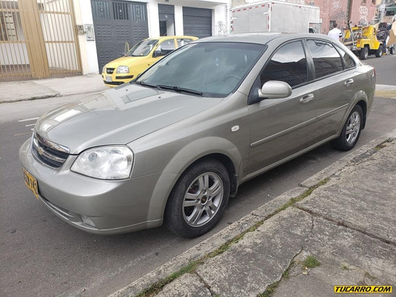 Chevrolet Optra Limited 1.8 A.t