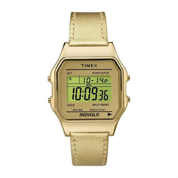 Relógio Timex Heritage Feminino Tw2p76900wwn