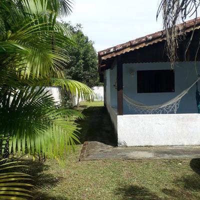 Casa Térrea No Litoral - Cananéia Em Bairro Nobre