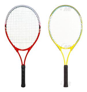 Kit Com 2 Raquetes De Tênis Adulto