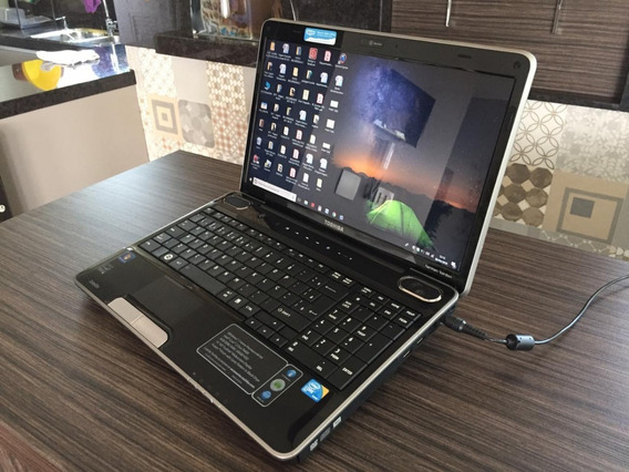Notebook Toshiba Satellite A505-s6980