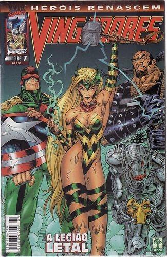 Gibi Vingadores Vol. 07 - Heróis Re Não Informado