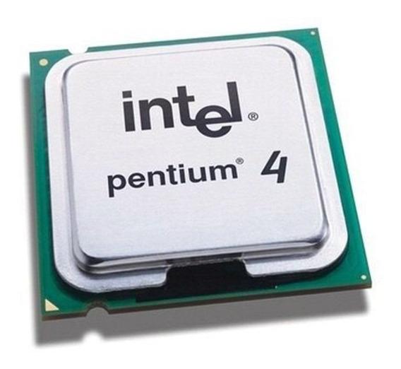 Kit De 7 Processadores Pentium 4 Intel 640 3.2ghz 2m 800mhz.