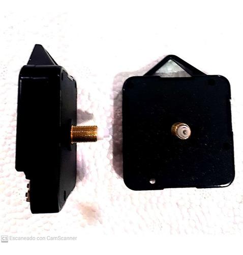 Imagen 1 de 2 de Maquinas De Relojes De Pared, Artesania - Souvenir X 10unid