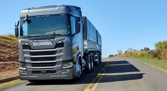 Caminhão Scania R500 - Cartas Contempladas Bradesco