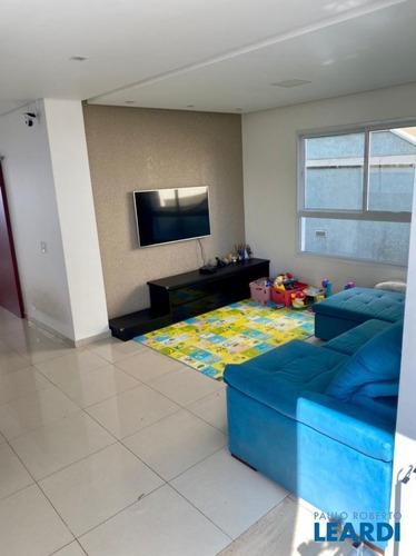 Imagem 1 de 15 de Casa Em Condomínio - Residencial New Ville - Sp - 636235