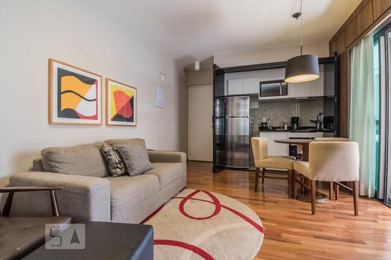 Apartamento Para Aluguel - Brooklin, 2 Quartos, 61 - 893094858