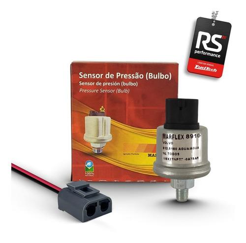 Sensor Pressão Óleo / Comb. Ft250 Ft300 Ft350 Ft400 Volvo