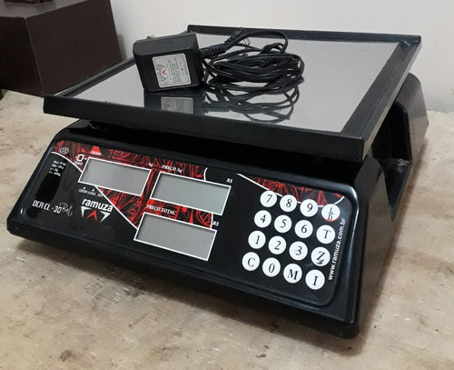 Imagem 1 de 5 de Manutenção De Balanças Eletrônicas