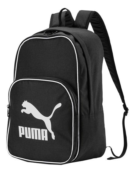 Mochila Puma Training Originals Retro Ng/bl