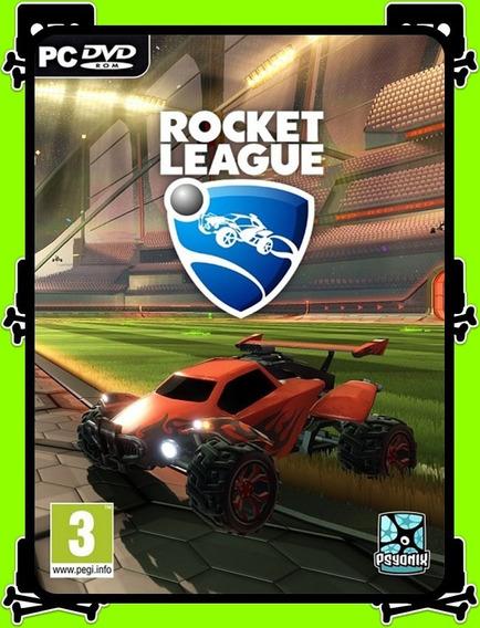 Rocket League Pc - 100% Original (steam Key) - Mega Promoção