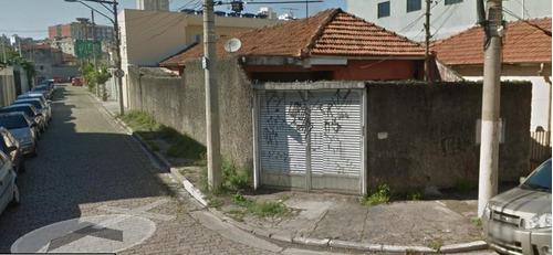 Casa Residencial À Venda, Mooca, São Paulo. - Ca0350
