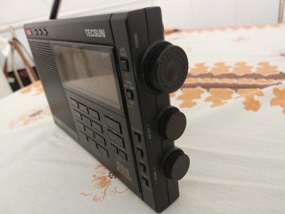 Rádio Tecsun Pl600 Am/fm/sw/lw