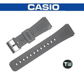 Pulseira Casio Cmd-40 Dbc-30 Dbc-150 Preto Borracha Similar