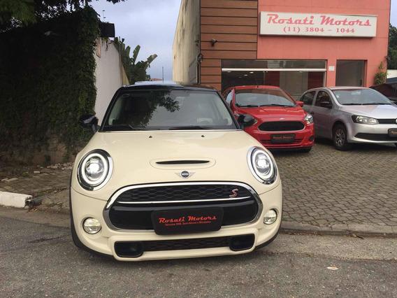 Mini Cooper S Top De Linha ( 2018/2019 ) R$ 126.999,99