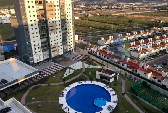 Juriquilla, Departamento En Venta En Nuevo Desarrollo Con Am