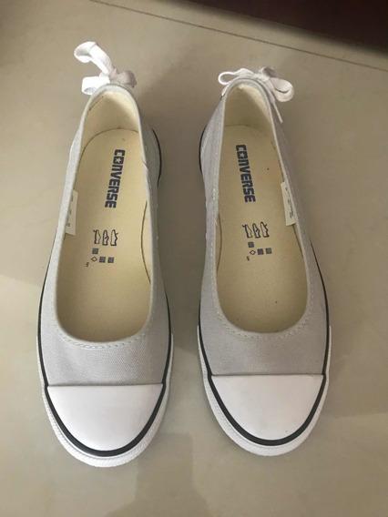 Tenis Zapatos Flats Dama 25 Converse