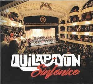 Quilapayún Sinfónico Cd Nuevo Musicovinyl