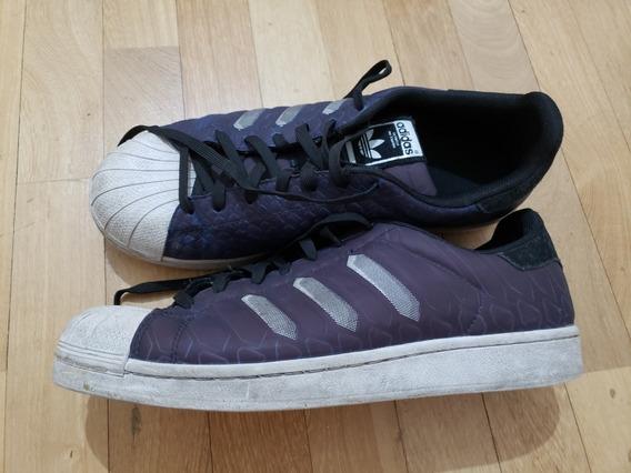 Zapatillas adidas Superstar Exclusivas Us11 Oportunidad