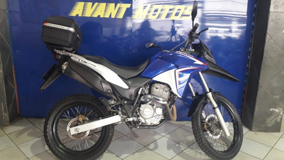 Xre300 Azul 2012