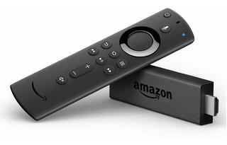 Amazon Fire Tv Stick C/ Remoto Voz Alexa 2da Gen 1080p Orig