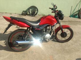 Moto Honda Cg Fan 125 Es, Acessórios Esportivos