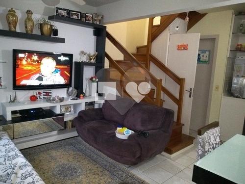Sobrado 3 Dormitórios Condomínio Fechado Humaitá - 28-im434319