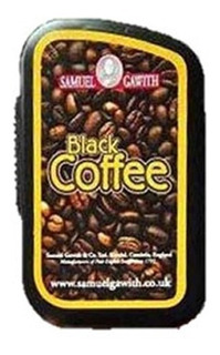 Tabaco Snuff Rape Black Coffee Samuel Gawith Cafe Negro