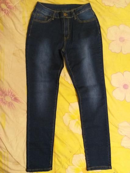 Pantalon Blue Jeans Para Dama Talla M
