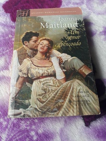 Um Amor Abençoando - Joanna Maitland