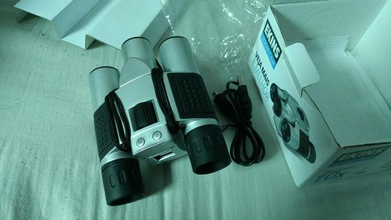 Binóculo Com Câmera Zoom Cam - Ekins
