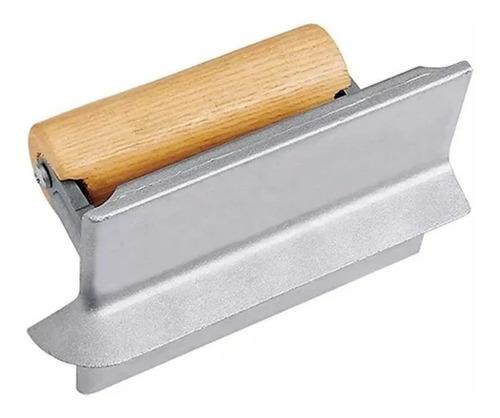 Imagen 1 de 1 de Llana Aluminio Marcadora Ranuras 150 X 65 Mm Uyustools