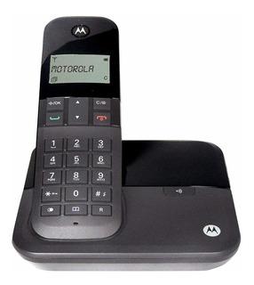 Telefone sem fio Motorola M3000 preto