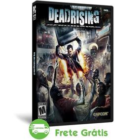 Dead Rising Pc Zumbi + Todas Dlc Mídia Física ( Dvd )