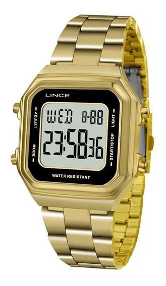 Relógio Lince Feminino Sdg615l Bxkx