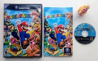Mario Party 7 Game Cube * Mundo Abierto Vg *