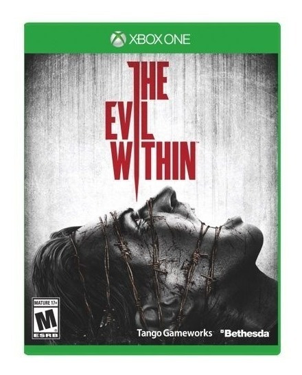 The Evil Within Xbox One ( Mídia Física )