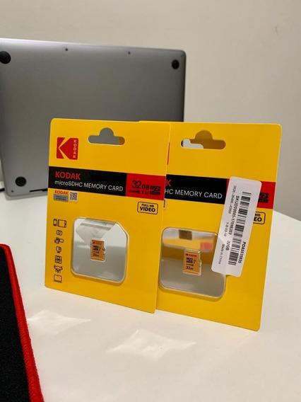 Micro Sd Card 32gb Classe 10 Sdhc Kodak