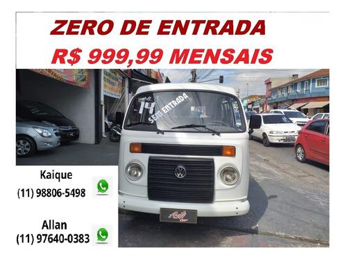 Volkswagen Kombi 2014  Zero De Entrada
