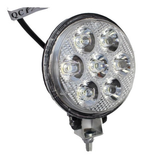 4 Faros Led 21w Off Road+ 2foco H4 80 Pesos