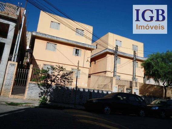 Apartamento Residencial Para Locação, Casa Verde Alta, São Paulo. - Ap0546